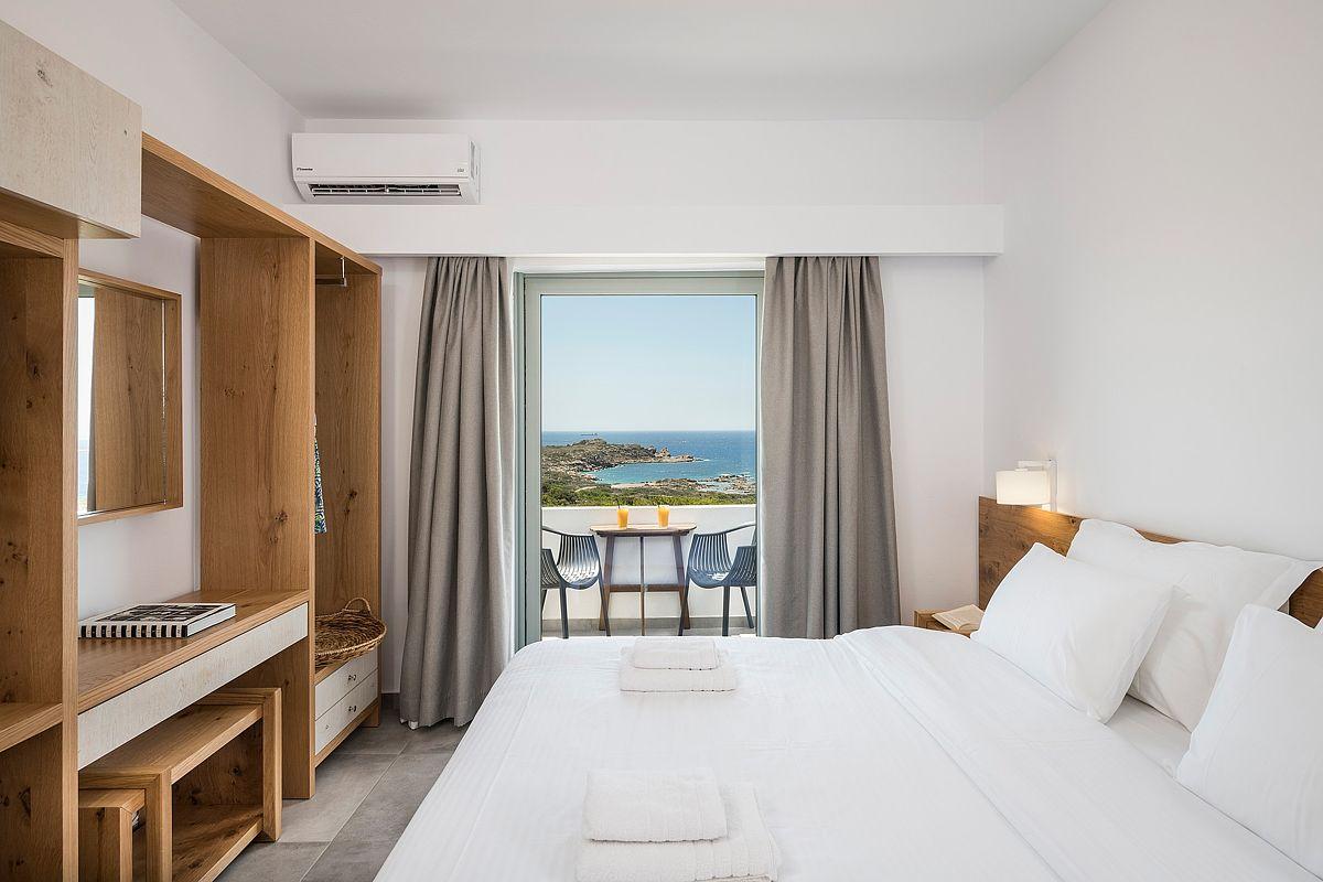 double room Elafonisi Hotel