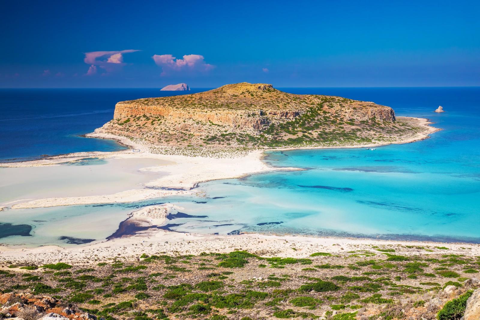 Balos Beach Glykeria