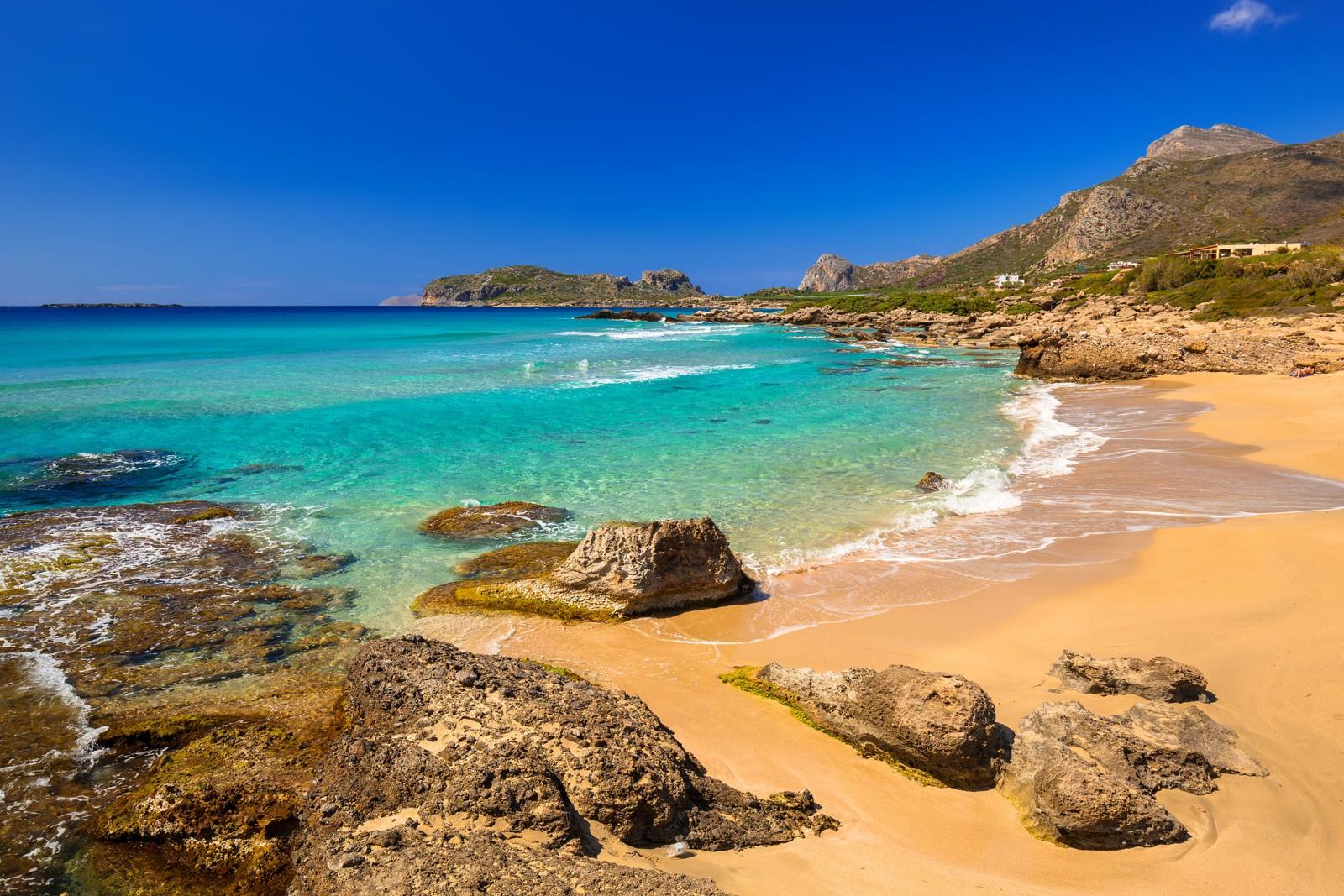 Falasarna beach Chania Glykeria Hotel
